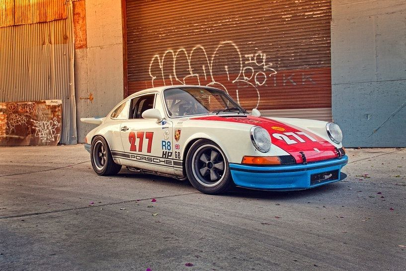 Porsche 911 T 277
