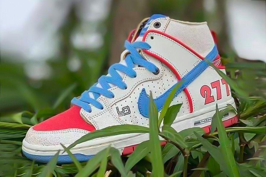 Nike SB dunk high Magnus Walker