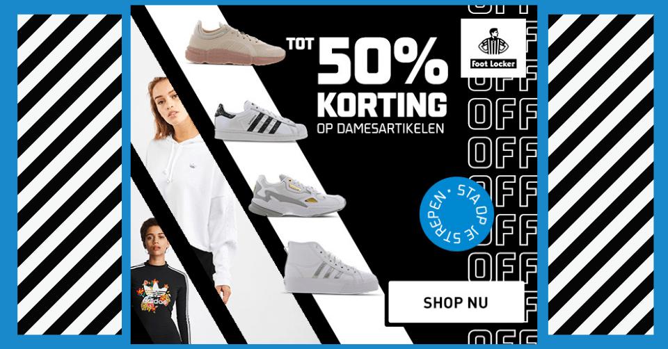 Shop nu de adidas WMNS Sale bij Foot Locker 🌟