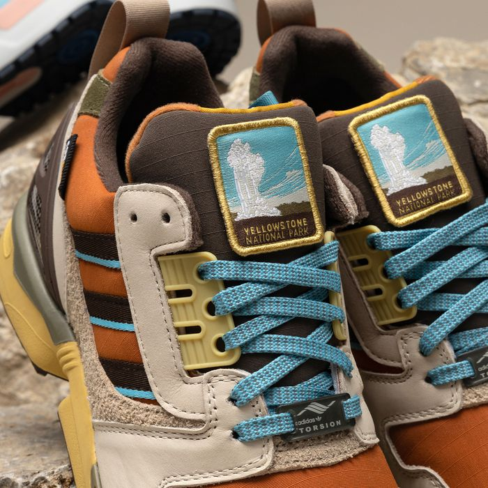 adidas x The National Park Foundation ZX pack