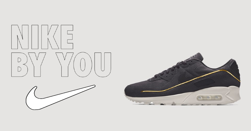 Creëer nu je eigen Air Max 90 met Nike By You