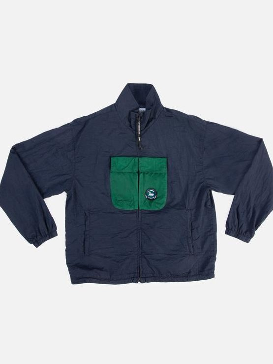 Patta x C.P. Company M.T.t.N. Tracksuit Top (Total Eclipse)