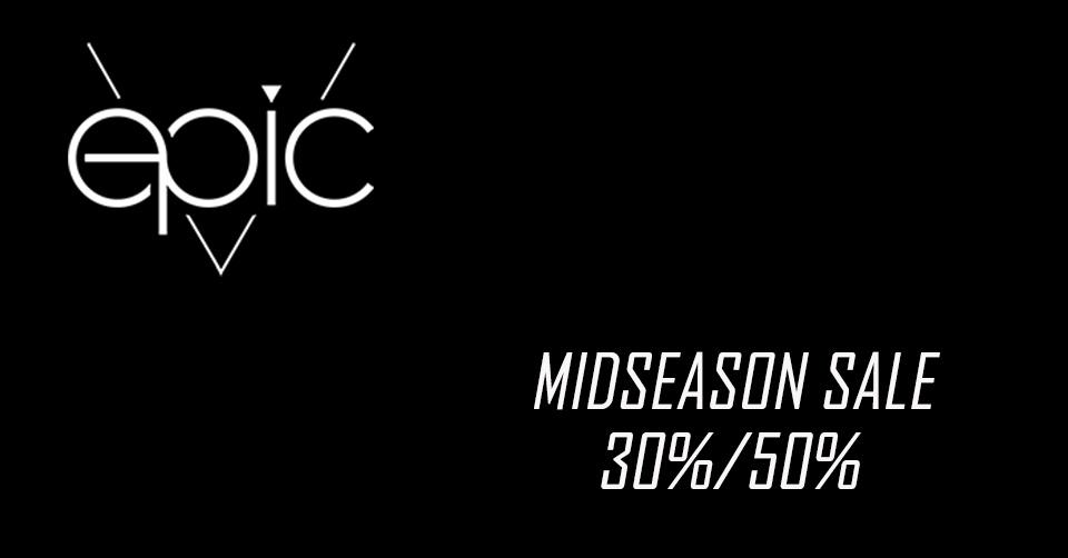 Midseason sale bij Epic store