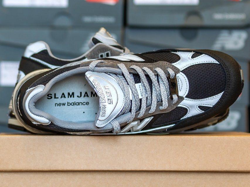 Slam Jam x New Balance 991