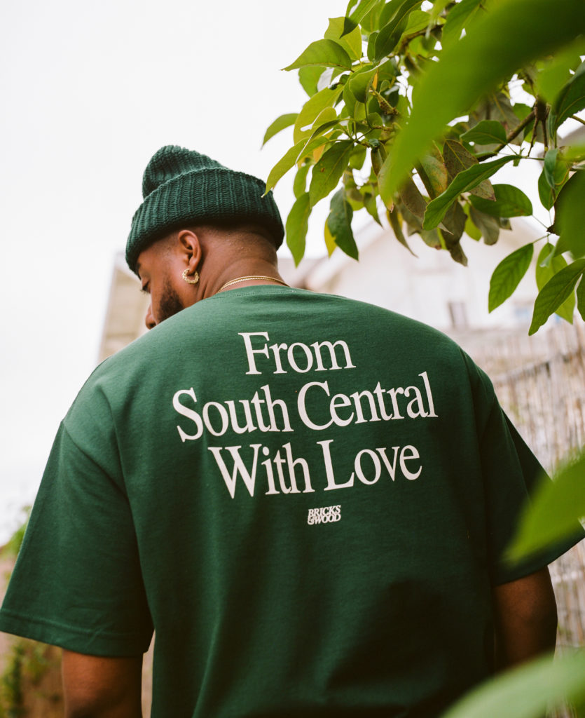 From south central with love