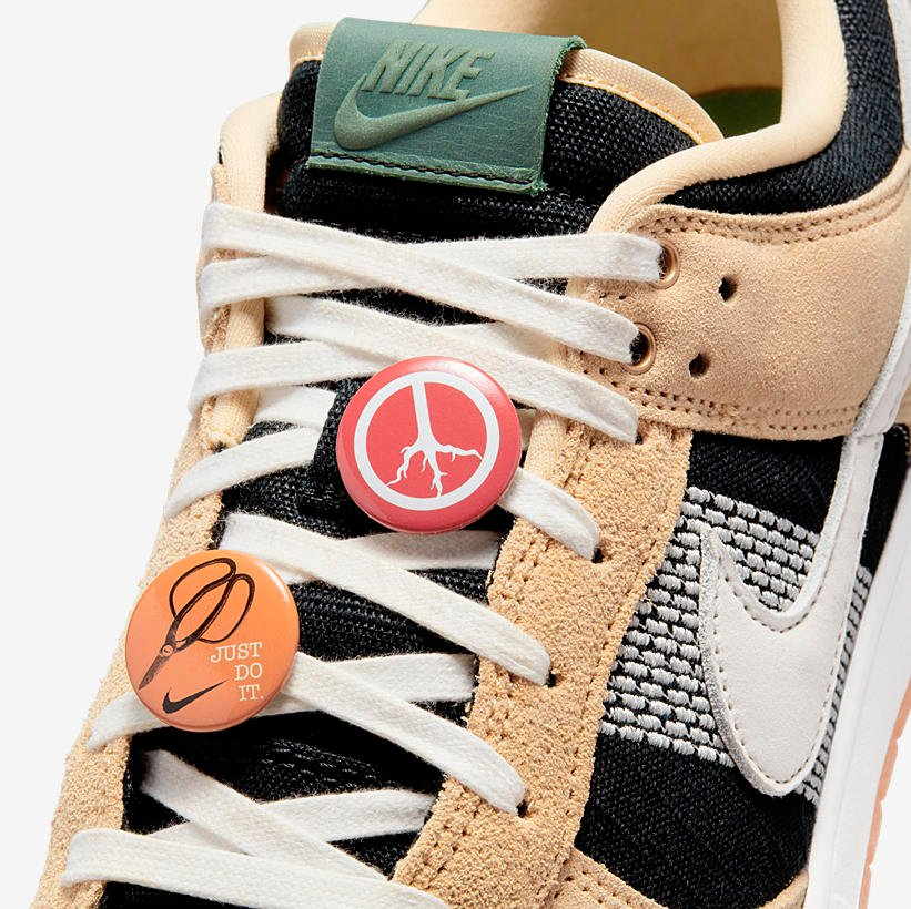 Nike Dunk Low Niwashi Rooted In Peace