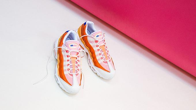 Nike Air Max 95 'Campfire Orange'