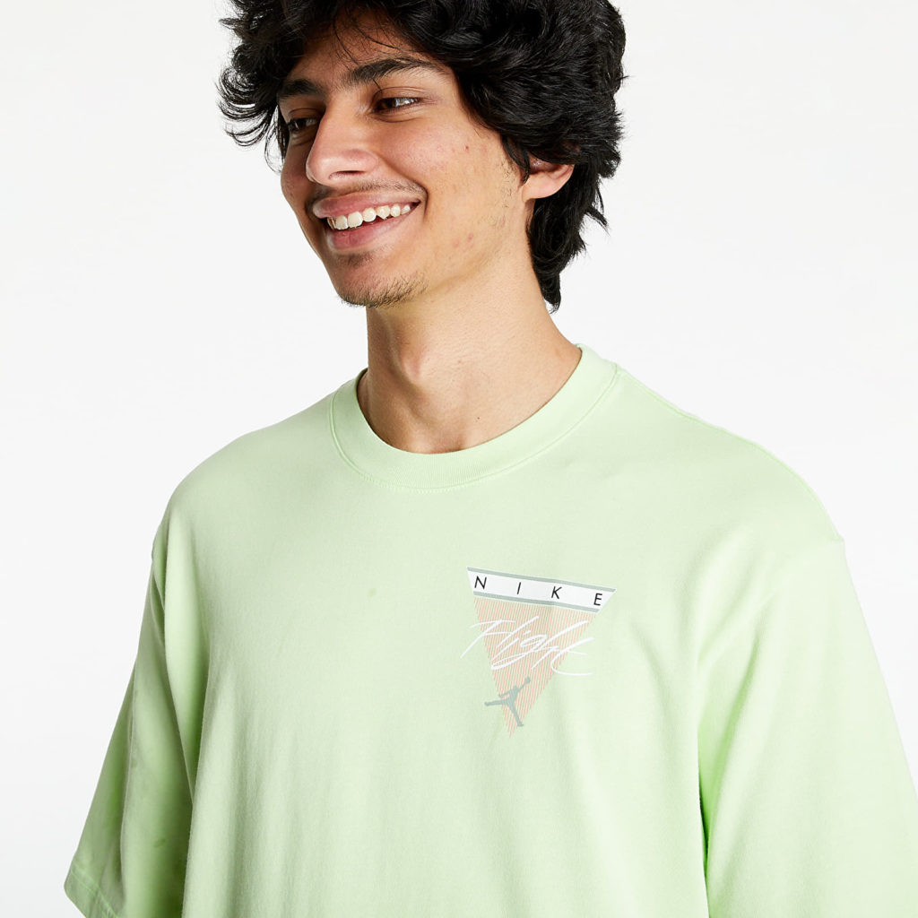 Jordan flt ess wash ss cre neck t-shirt