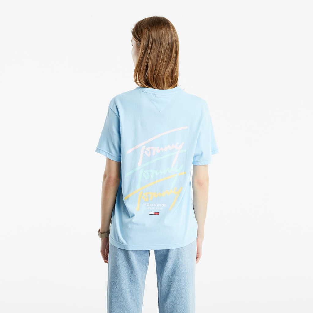 Tommy Jeans tommy repeat script tee
