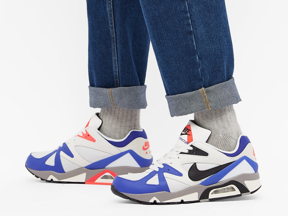 nike air structure triax 91 persian violet