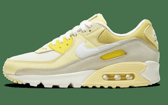 Nike Air Max 90 'Lemon' gele sneaker