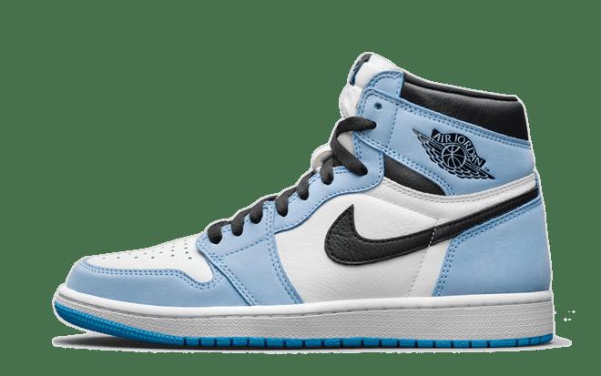 Air Jordan 1 High 'University Blue'   555088-134 blauwe sneakers