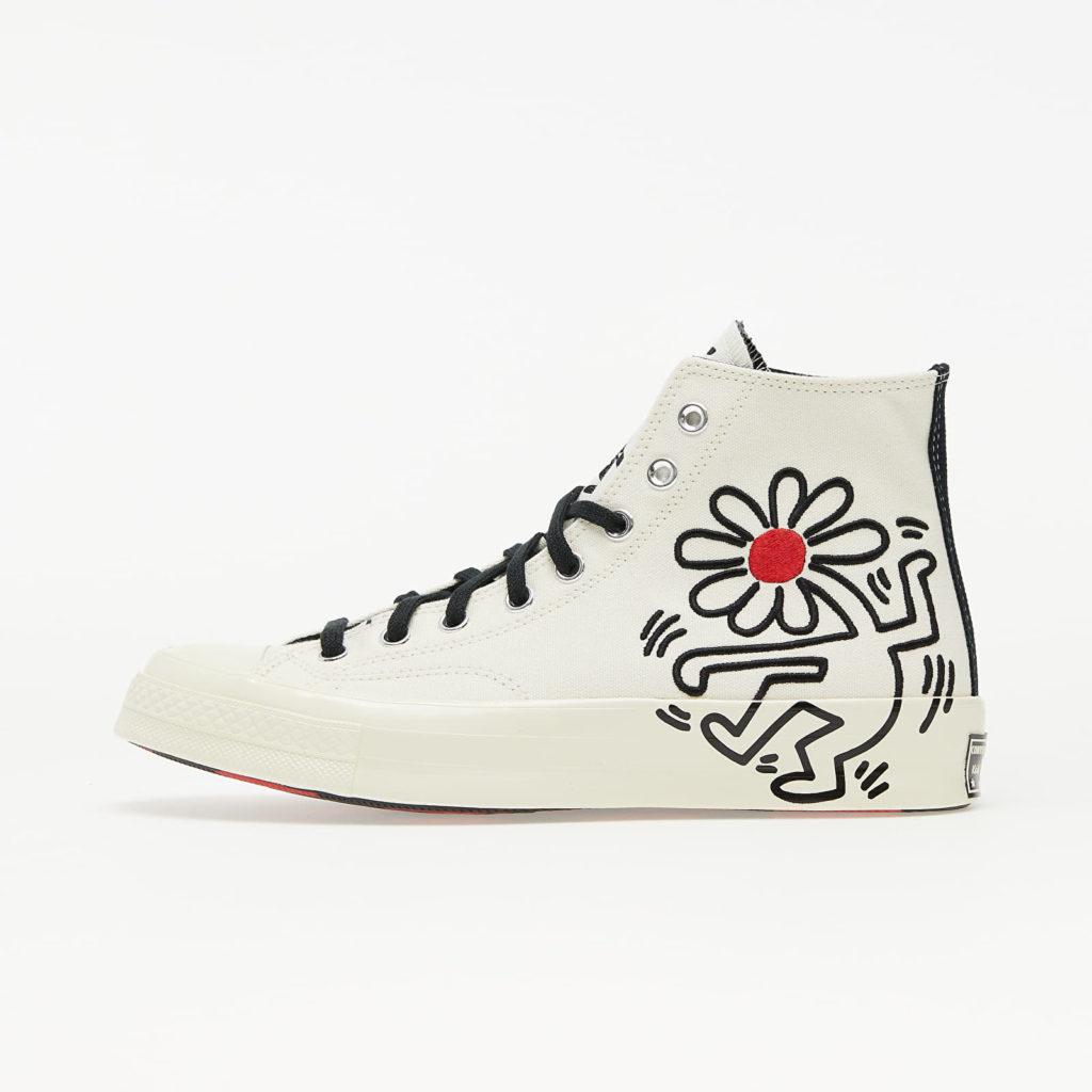 Keith Haring x Converse Chuck Taylor 'White'   171858C