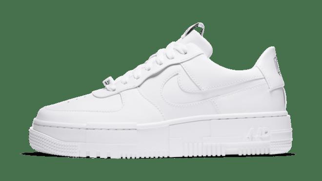 CK6649-100 Nike Air Force 1 Pixel White