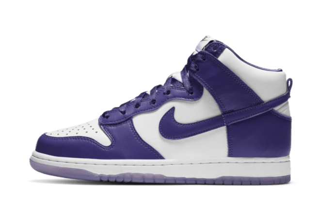Nike Dunk High SP 'Varsity Purple'   DC5382-100