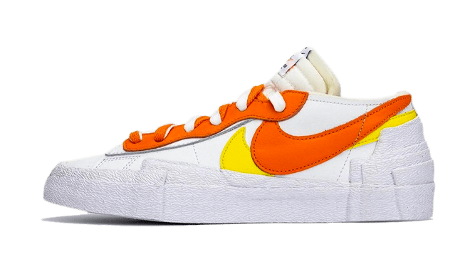 Sacai x Nike Blazer Low 'Magma Orange' Hottest releases