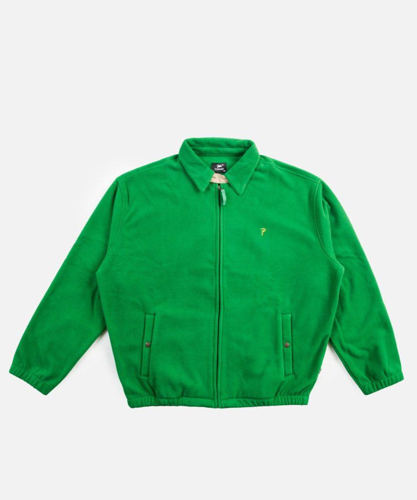 Patta Polar Fleece Jacket groen Summer Sale