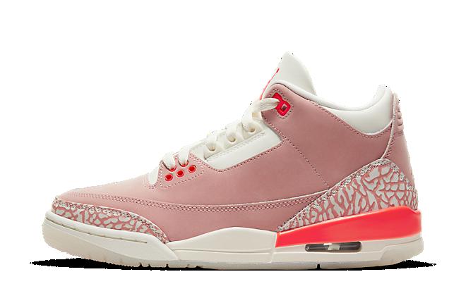 Air Jordan 3 Retro 'Rust Pink'   CK9246-600