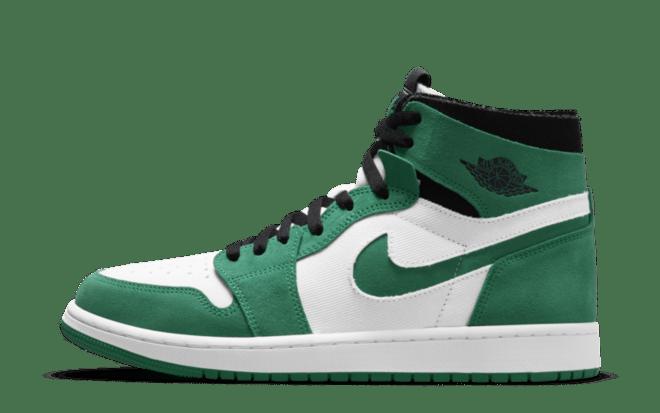 groene sneaker Air Jordan 1 High Zoom 'Stadium Green'