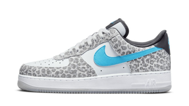 DJ6192-001 Nike Air Force 1 Low SE Leopard