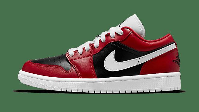 DC0774-603 pride top vijf rode sneakers