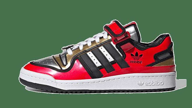 H05801 sneakerjagers Pride top vijf rode sneakers