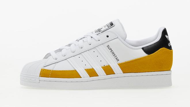 adidas Superstar Haze Yellow Footlocker