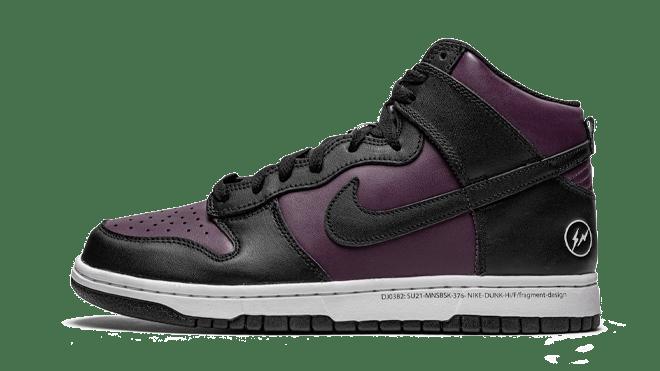 Fragment design x Nike Dunk High Beijing 2021 Hottest releases