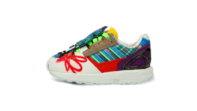 Sean Wotherspoon x adidas ZX8000 kids Hottest Sneaker Releases