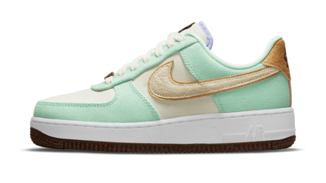 Nike Air Force 1 Low 'Happy Pineapple' Hottest Sneaker Releases