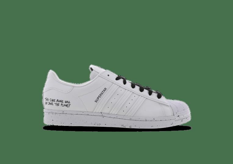 adidas Superstar Clean Classic 'White'