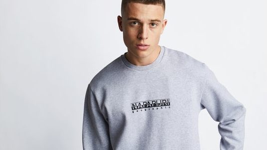 Napapijri sweater sidestep sale