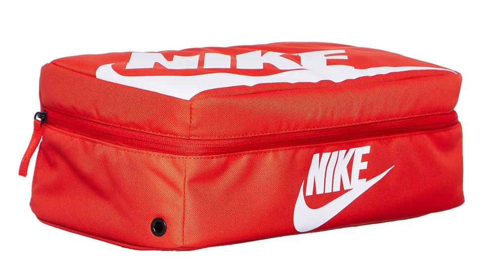 Oranje Nike shoebox uit de HHV Sale