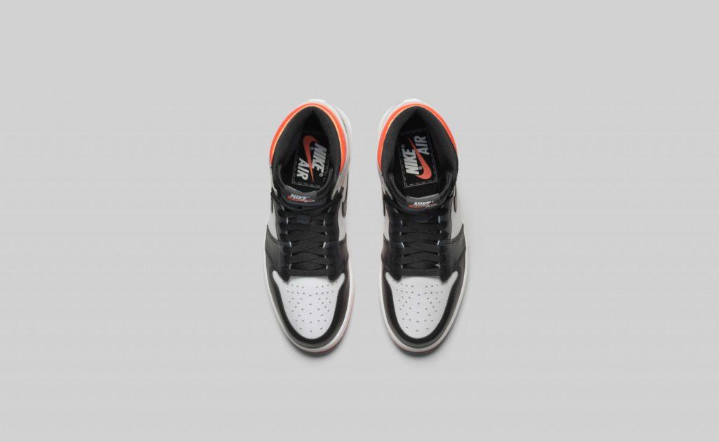 Air Jordan 1 High OG 'Electro Orange'   555088-180