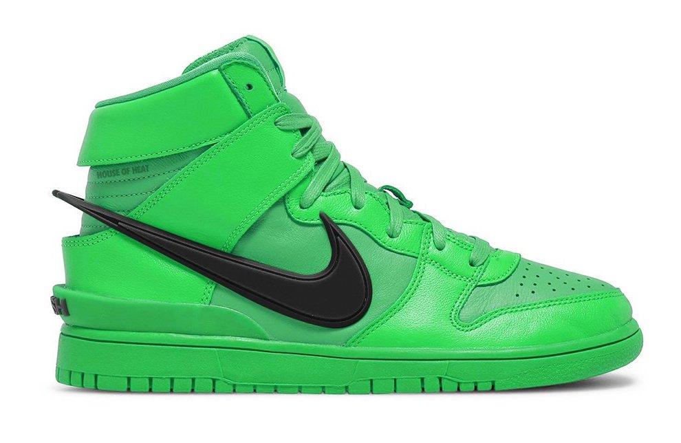 Ambush-Nike-Dunk-High-Flash-Lime-Release-Date-Mock