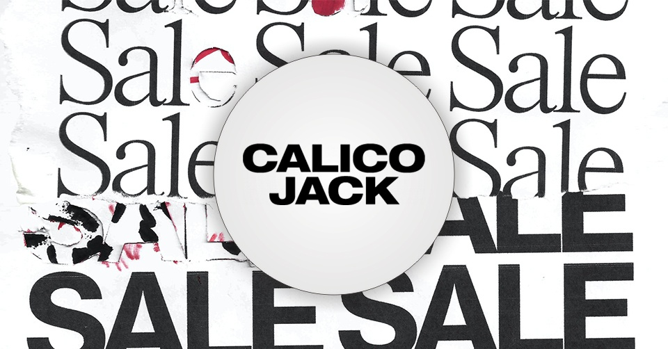 Midseason Sale bij Calico Jack 🔥