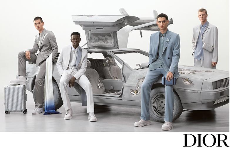 Dior streetwear