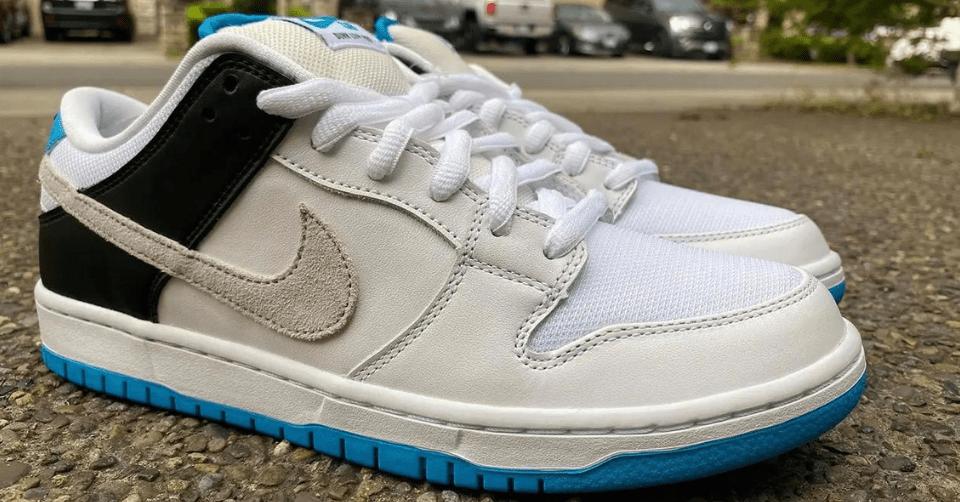 Nike SB Dunk Low 'Laser Blue'