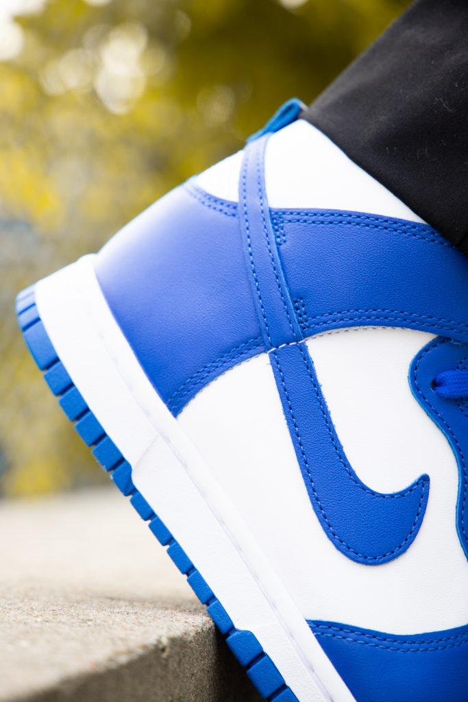 Nike Dunk High 'Game Royal'