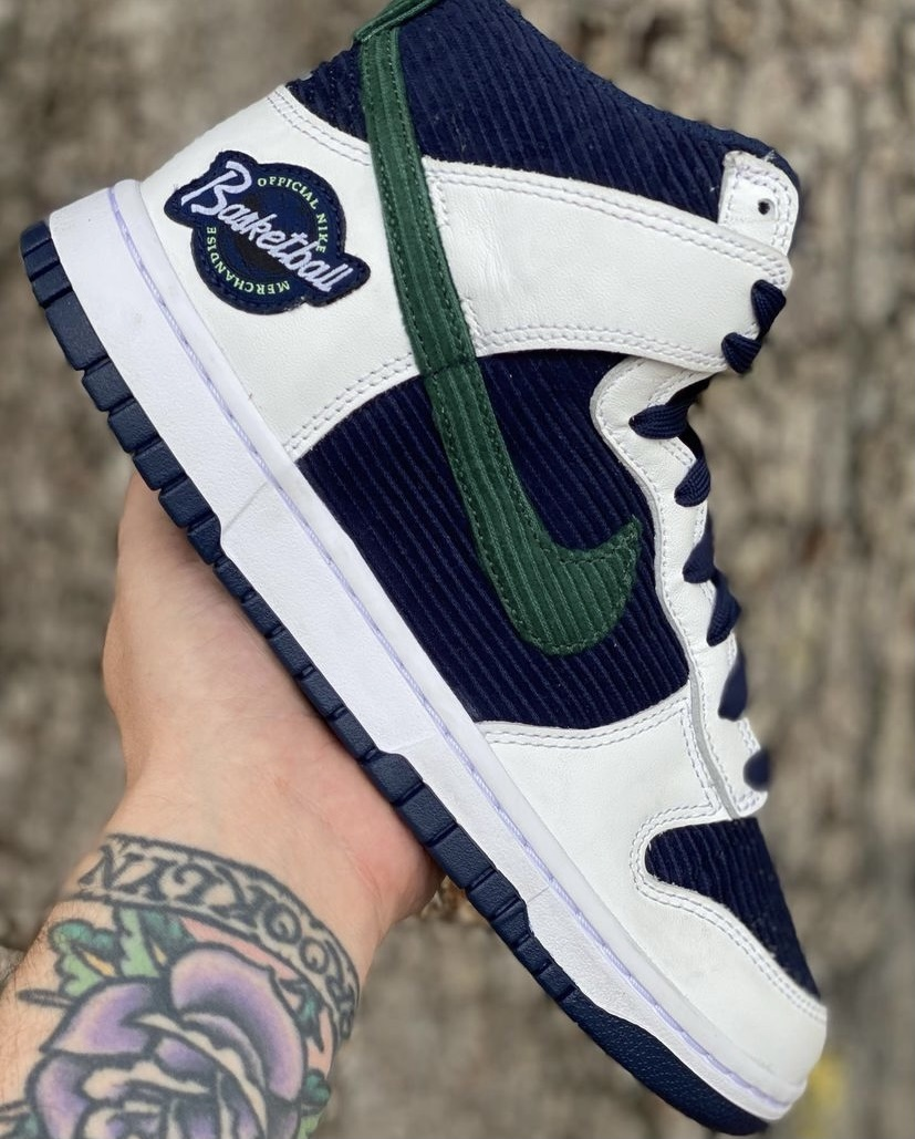 Nike Dunk High 'Sports Specialties'