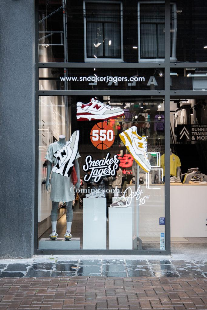 New Balance 550 x Sneakerjagers