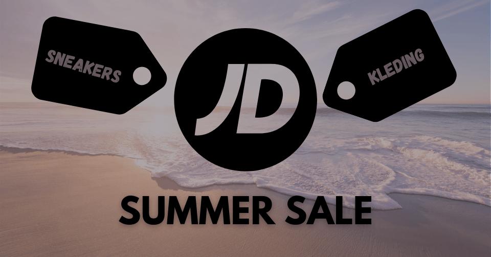 De beste sneakers in de JD Summer sale 🌞