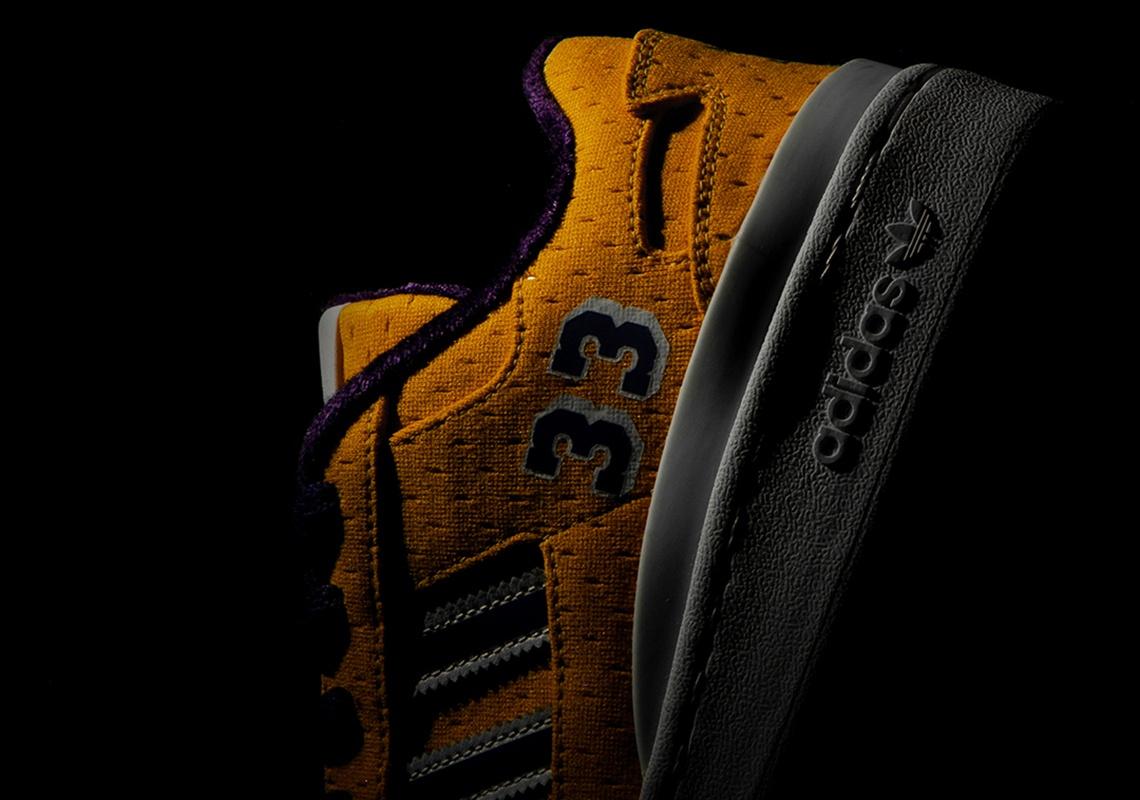 Kareem Abdul-Jabbar x adidas Forum Lo