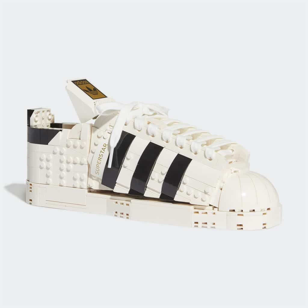 LEGO adidas Superstar