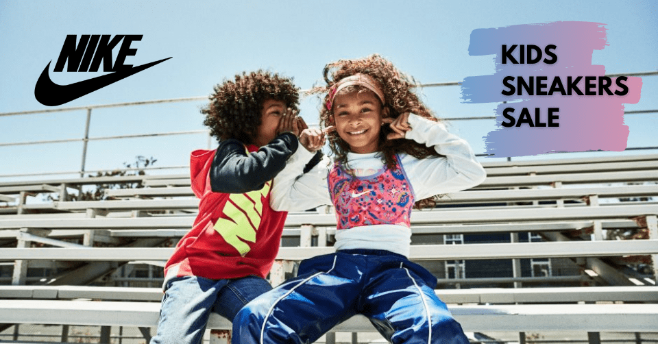 Nike Sale Kids Sneakers