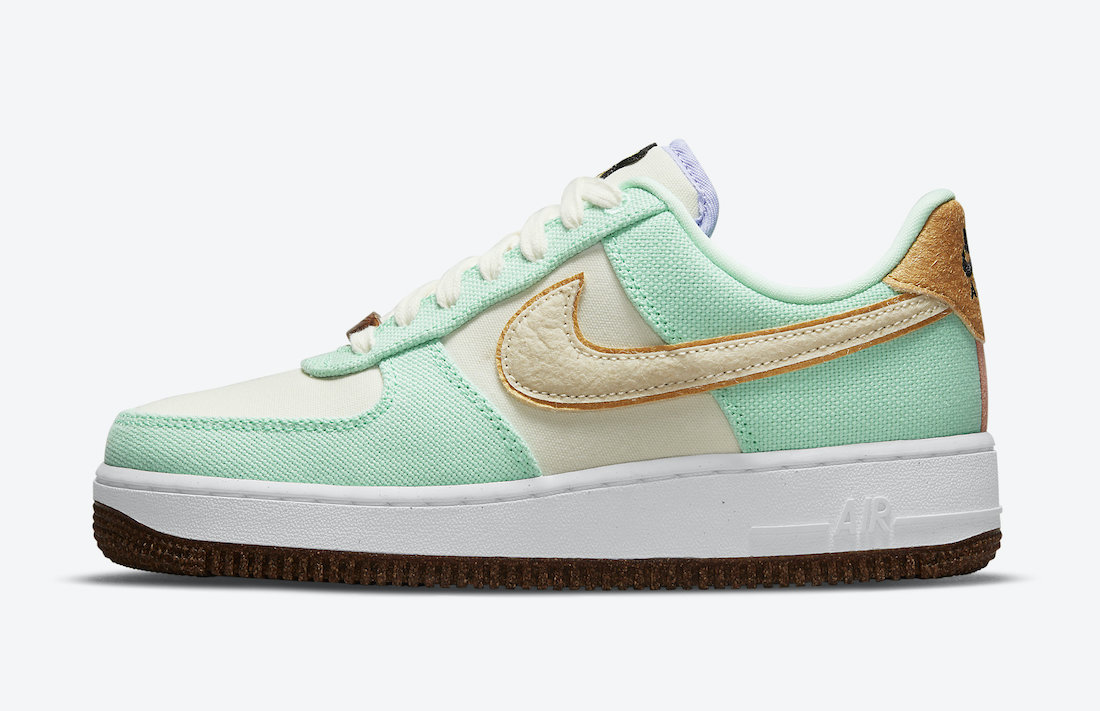 Nike-Air-Force-1-Low-Happy-Pineapple-CZ0268-300-Release-Date