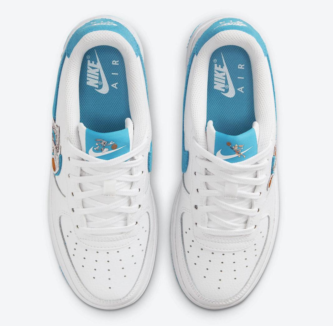 Nike Air Force 1 Space Jam
