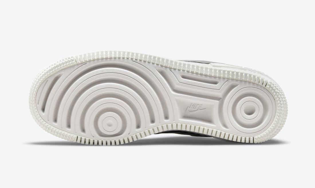 Nike Air Force 1 Shadow 'Silver Swoosh'