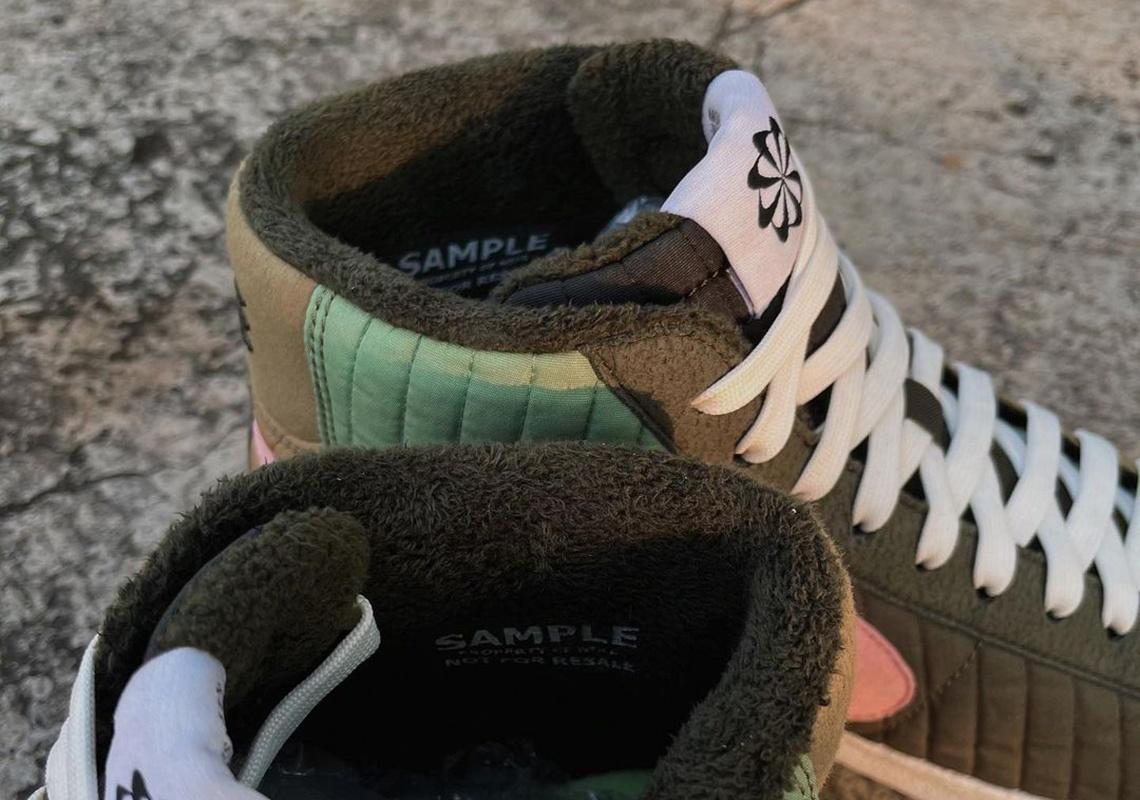 Nike Blazer Mid 'Move To Zero'