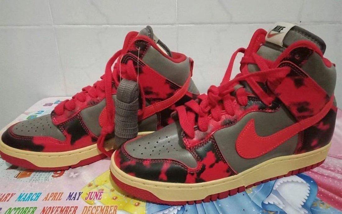 Nike-Dunk-High-Red-Camo-Release-Date